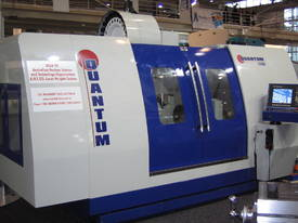Quantum VMC's from 1000mm to 4000mm X travel. - picture10' - Click to enlarge