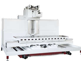 Quantum VMC's from 1000mm to 4000mm X travel. - picture14' - Click to enlarge