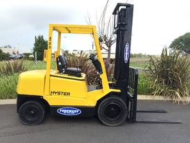 Hyster Forklift  H3.00DX - picture2' - Click to enlarge