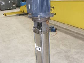 Grundfos  Multi-Stage Pump. - picture1' - Click to enlarge