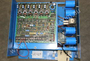 Zener AC20243 Variable Speed Drives.