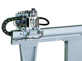 FOM AUTOMATIC MACHINING AND CUTTING LINE - picture0' - Click to enlarge