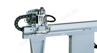 FOM AUTOMATIC MACHINING AND CUTTING LINE