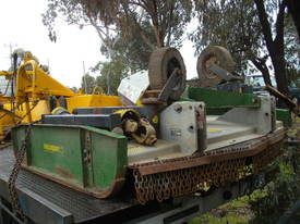6' fieldquip , Galvenised , EHD-180 , ex council - picture1' - Click to enlarge