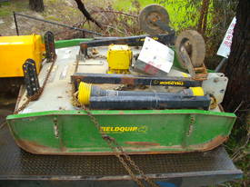 6' fieldquip , Galvenised , EHD-180 , ex council - picture0' - Click to enlarge