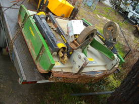 6' fieldquip , Galvenised , EHD-180 , ex council - picture2' - Click to enlarge