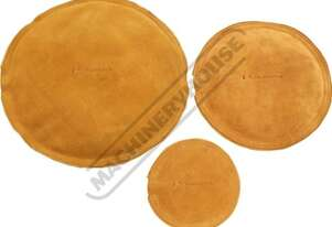 RSBS-3 Round Leather Bags - Sand Filled Thick Grain Leather Bag for Extended Life Ø150mm, Ø254mm,