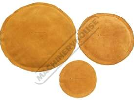 RSBS-3 Round Leather Bags - Sand Ø150, Ø254, Ø356mm - picture0' - Click to enlarge
