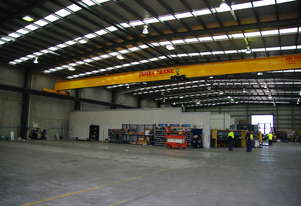 Overhead Crane - single girder