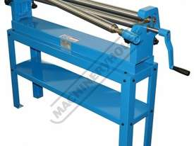 SRG-40 Manual Sheet Metal Curving Rolls 1000 x 1.2mm Mild Steel Capacity - picture5' - Click to enlarge