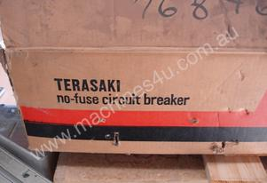 Terasaki Circuit Breaker (New) 250A 3P