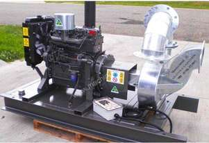 Self Priming Irrigation Pumps from KY General Engi