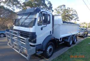 1995 MERCEDES-BENZ 2534 TIPPER FOR SALE