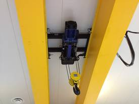 Double Girder Overhead Crane - picture2' - Click to enlarge