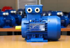 0.37kw/0.5HP 1400rpm 14mm shaft motor Three-phase