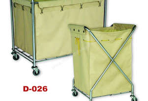Tcs D-026 Rectangle Laundry Cart