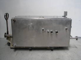 Fabricated Stainless Steel Tank - 1450L