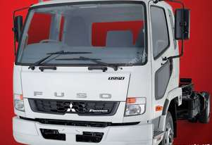 Fuso New   Fighter FK62F 1224