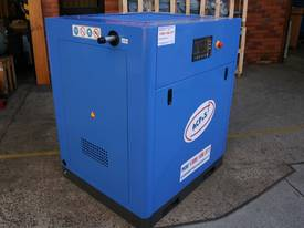 German Rotary Screw - Variable Speed Drive 30hp / 22kW Rotary Screw Air Compressor... Power Savings - picture9' - Click to enlarge
