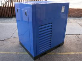 German Rotary Screw - Variable Speed Drive 30hp / 22kW Rotary Screw Air Compressor... Power Savings - picture5' - Click to enlarge