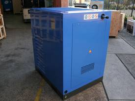 German Rotary Screw - Variable Speed Drive 30hp / 22kW Rotary Screw Air Compressor... Power Savings - picture16' - Click to enlarge
