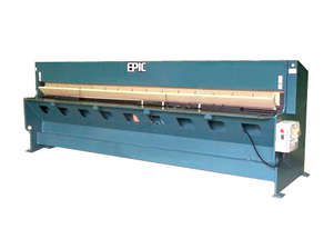 EPIC 4020 x 3.0mm Under Driven Hydraulic Guillotine