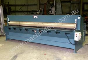EPIC  4020 x 3mm UD Guillotine  / Under Driven Guillotine