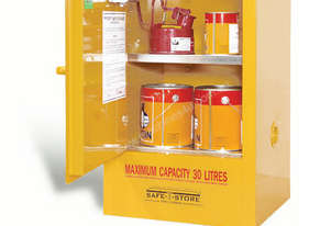 Flammable Cabinet Under Bench Storage (30L)
