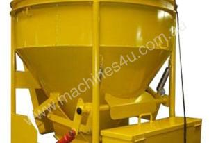 Hydraulic Power Pack for Concrete Kibbles with Pen