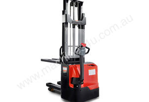 Electric Stacker with Double Pallet (800kg, 1000kg