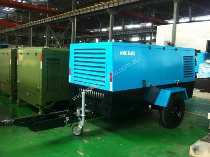 AMC 13000 lit./min. (458 CFM) at 8 BAR