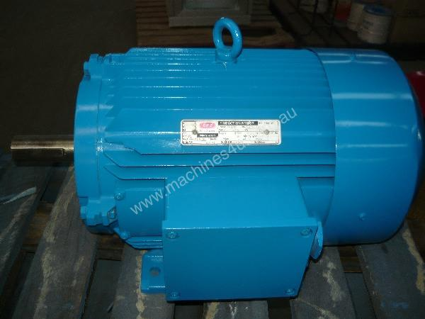 GEC 10HP 3 PHASE ELECTRIC MOTOR 955RPM