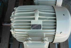 ATKINS 75HP 3 PHASE ELECTRIC MOTOR/ 2945RPM