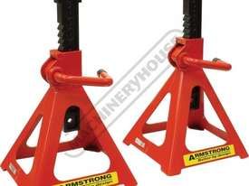 ARMAS5000R Professional Vehicle Axle Stands 5000kg Working Load Capacity per Stand - picture0' - Click to enlarge