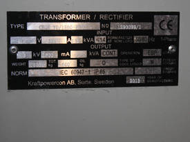 Transformer Recitfier CRQE 70/1800EPIC 70kV 1800mA - picture1' - Click to enlarge