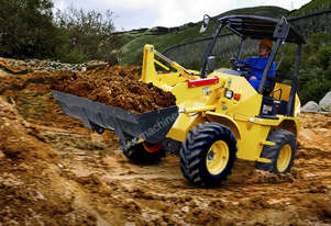 Yanmar   V4-7  Wheel Loader
