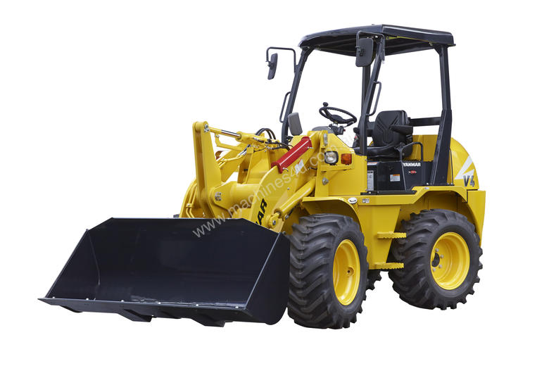 New 2016 Yanmar V4 7 Wheeled Loader In South Granville Nsw