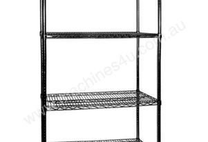 F.E.D. B24/60 Four Tier Shelving