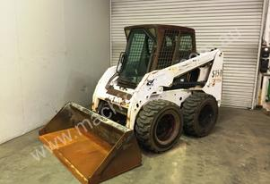 BOBCAT S150 AIR-CONDITIONED SKID STEER LOADER -648