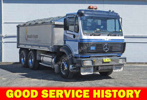 1994 Mercedes Benz 2534 tipper