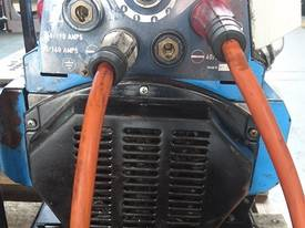CIGWELD Petrol 190 amp Welder Generator 3 Phase - picture2' - Click to enlarge