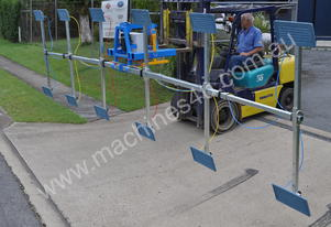Vaclift - Forklift Composite Panel lifter
