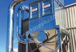Australian Powerful MDC P Range of Dust Collectors