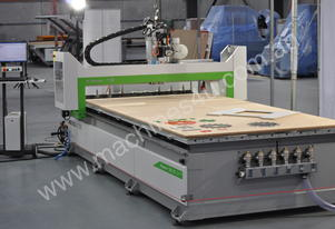 Biesse Klever Series CNC Machine - (FREE Software & Tooling)