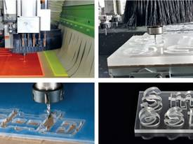 Biesse Klever Series CNC Machine - (FREE Software & Tooling) - picture8' - Click to enlarge