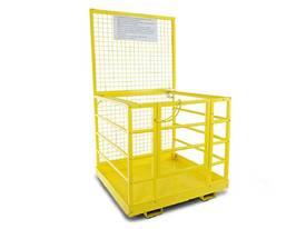 Safety Cage Work Platform Flatpack W/H Tool Tray  - picture1' - Click to enlarge