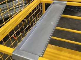 Safety Cage Work Platform Flatpack W/H Tool Tray  - picture2' - Click to enlarge