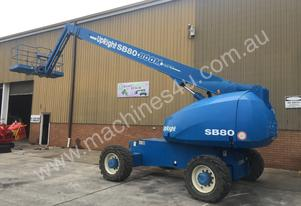 Upright UP Right SB 80 Boom Lift