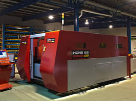 FLOOR STOCK SALE - HANS GS3015 1kW IPG FIBER LASER