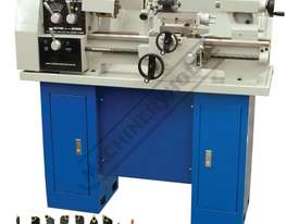 AL-320G Bench Lathe Package 320 x 600mm Turning Capacity Includes Stand & Tooling - picture0' - Click to enlarge
